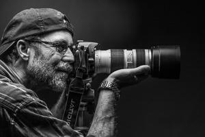Steve Ruddy self portrait