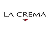 La Crema Winery logo with link to their website