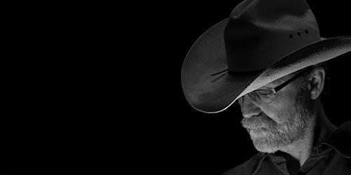 Steve Ruddy wering Cowboy Hat